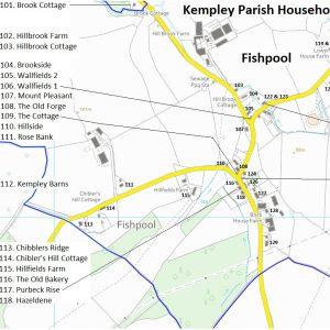 Map 2 - Fishpool